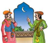 Birbal Returns Home